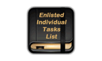 Enlisted Individual Tasks List